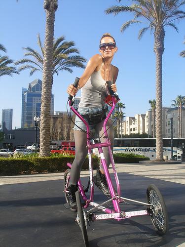 Порно велосипед онлайн 140