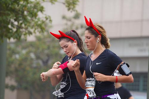 perte poids running course à pied jogging