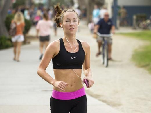 débutant jogging running