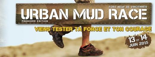 préparation urban mud race