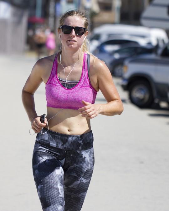 running perte poids marathon