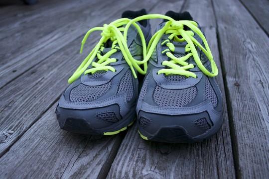 conseils nettoyage chaussure sport course à pied