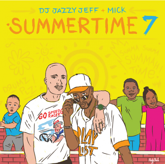 jazzy jeff summertime 7