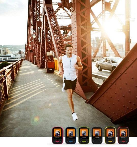 lecteur mp3 sport runing jogging fitness
