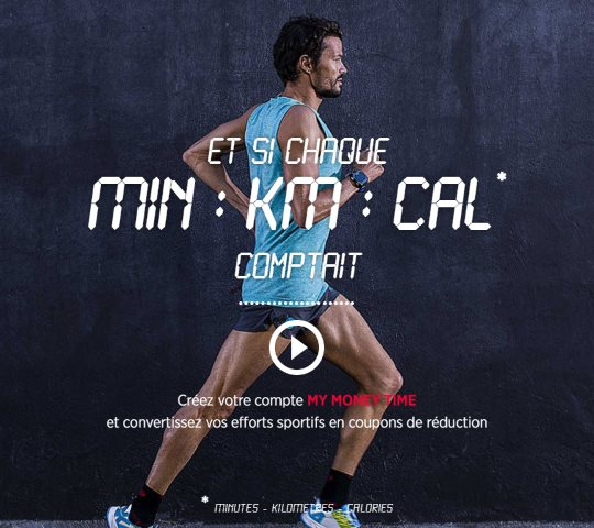 application running gagner argent motivation