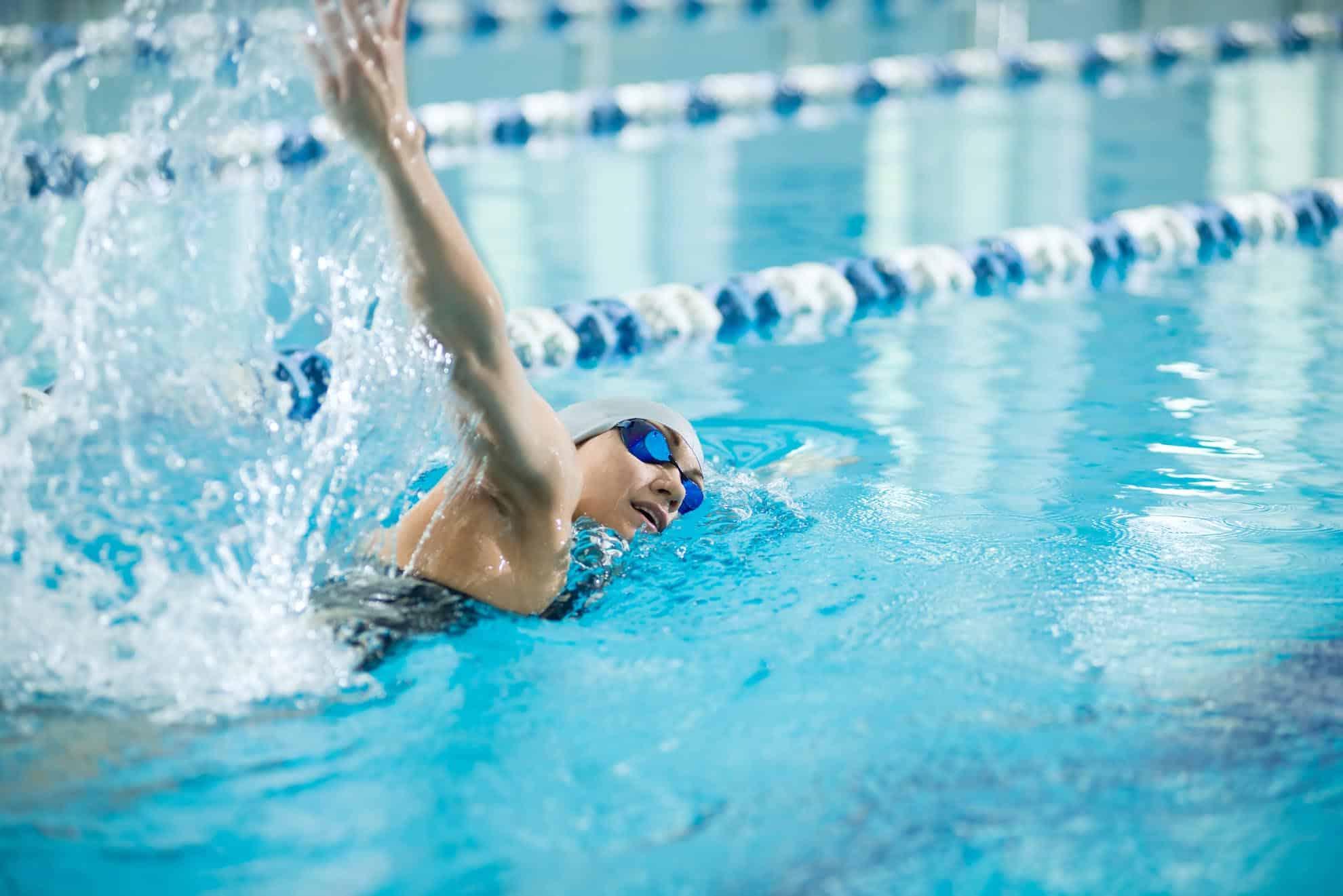 Entra nements de natation pour seniors pour garder la forme 1 for Sport en piscine pour maigrir