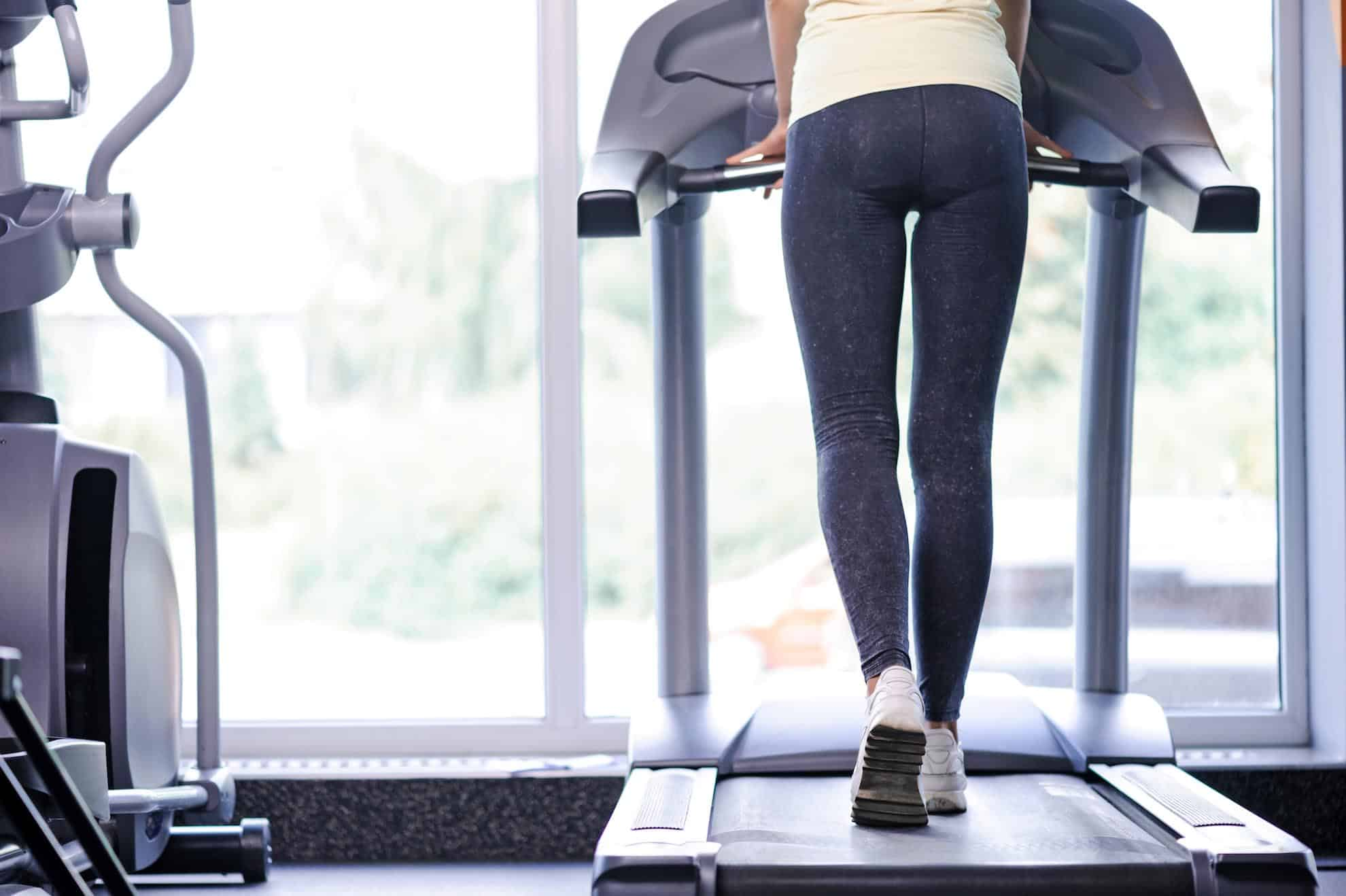 Perdre du poids avec un tapis de course