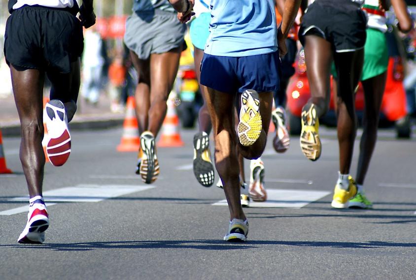 course a pied marathon