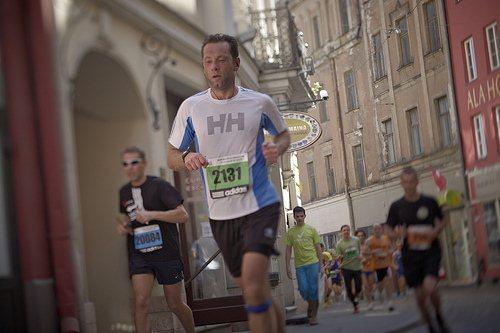 marathon running plan entrainement course à pied