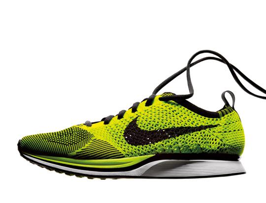 ike flyknit running chaussure marathon