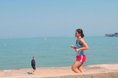 jogging débutant