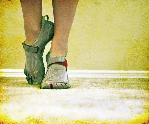 barefoot running ou minimalisme running