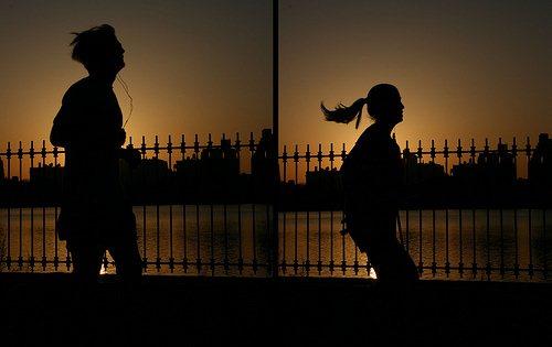 course à pied débutant