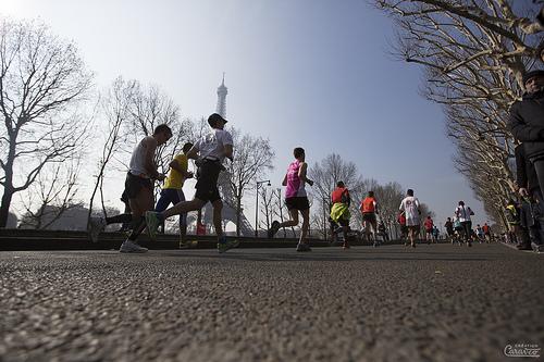 préparation marathon paris