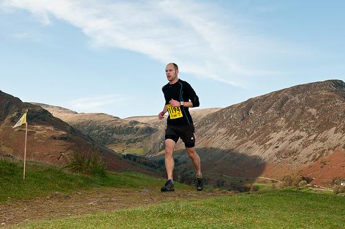 préparation trail course nature