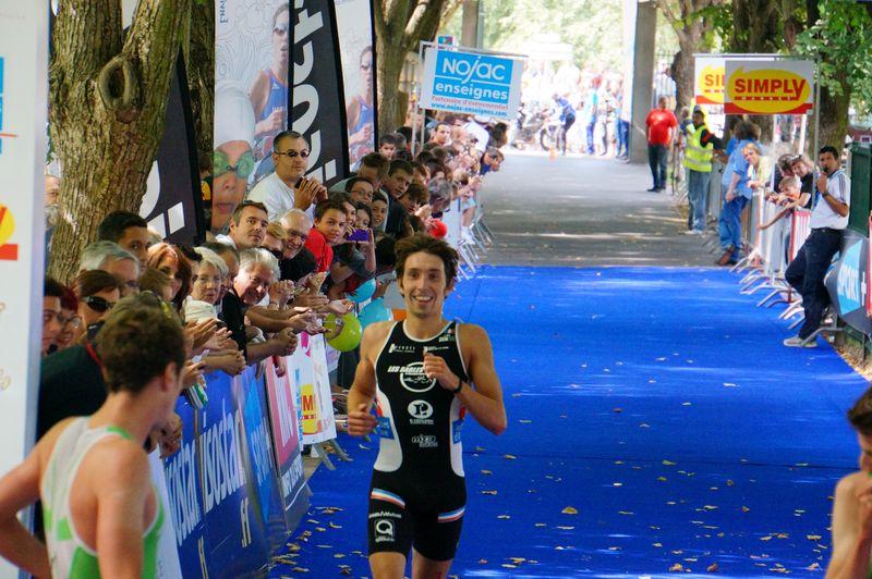 entrainement triathlon - running - natation
