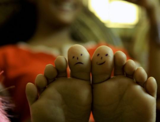 soigner ampoules et autres bobo pieds