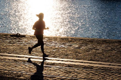 perdre du poids jogging courir