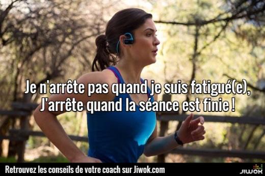 entrainement débutant jogging courrir perte de poids
