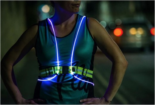 jogging running la nuit