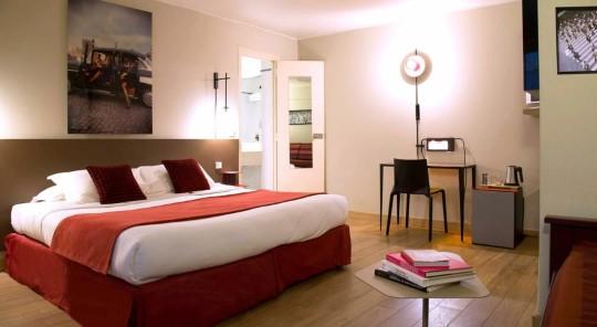 hotel 2 étoiles marathon paris