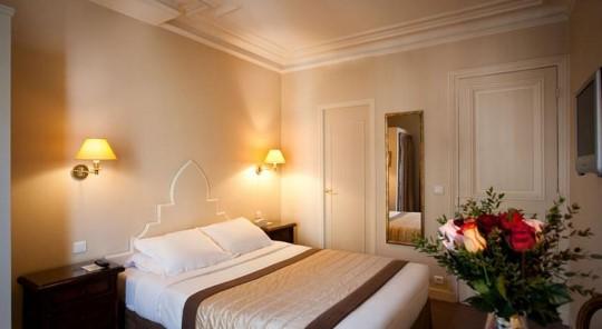 hotel à coté départ marathon paris