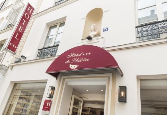 Les 19 meilleurs h tels pour le marathon de paris for Liste des hotels paris