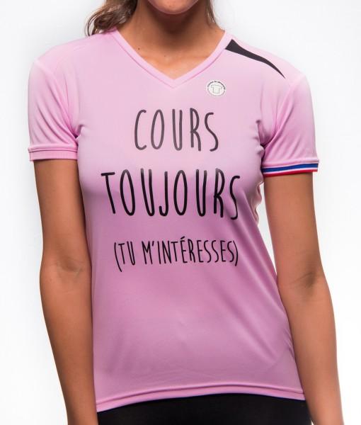 Tee-Shirt-Running-Femme-Coureur-Du-Dimanche