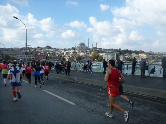 marathon istanbul