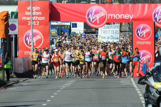 marathon londres