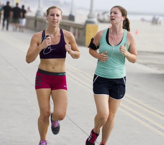 débuter jogging running course à pied débutant