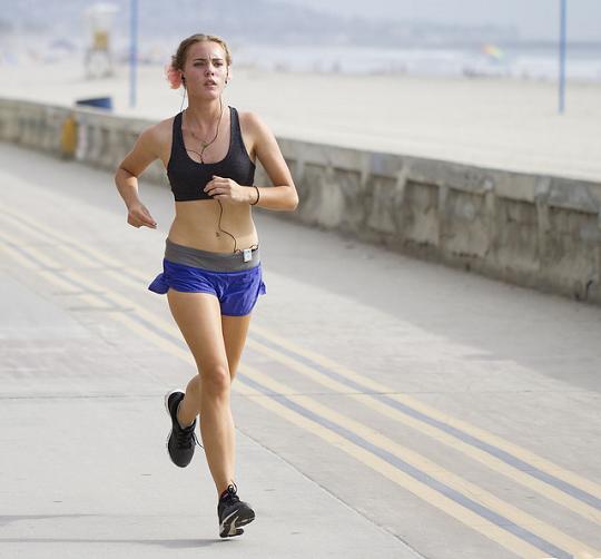 perdre poids running courir débuter jogging