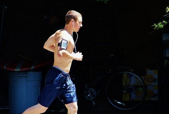 perdre du poids running jogging