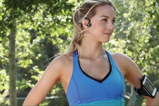 écouteur sport running