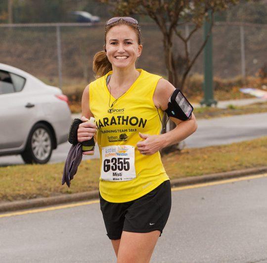 courir running perdre du poids rester en forme cap
