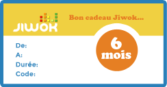 Jiwok coupon