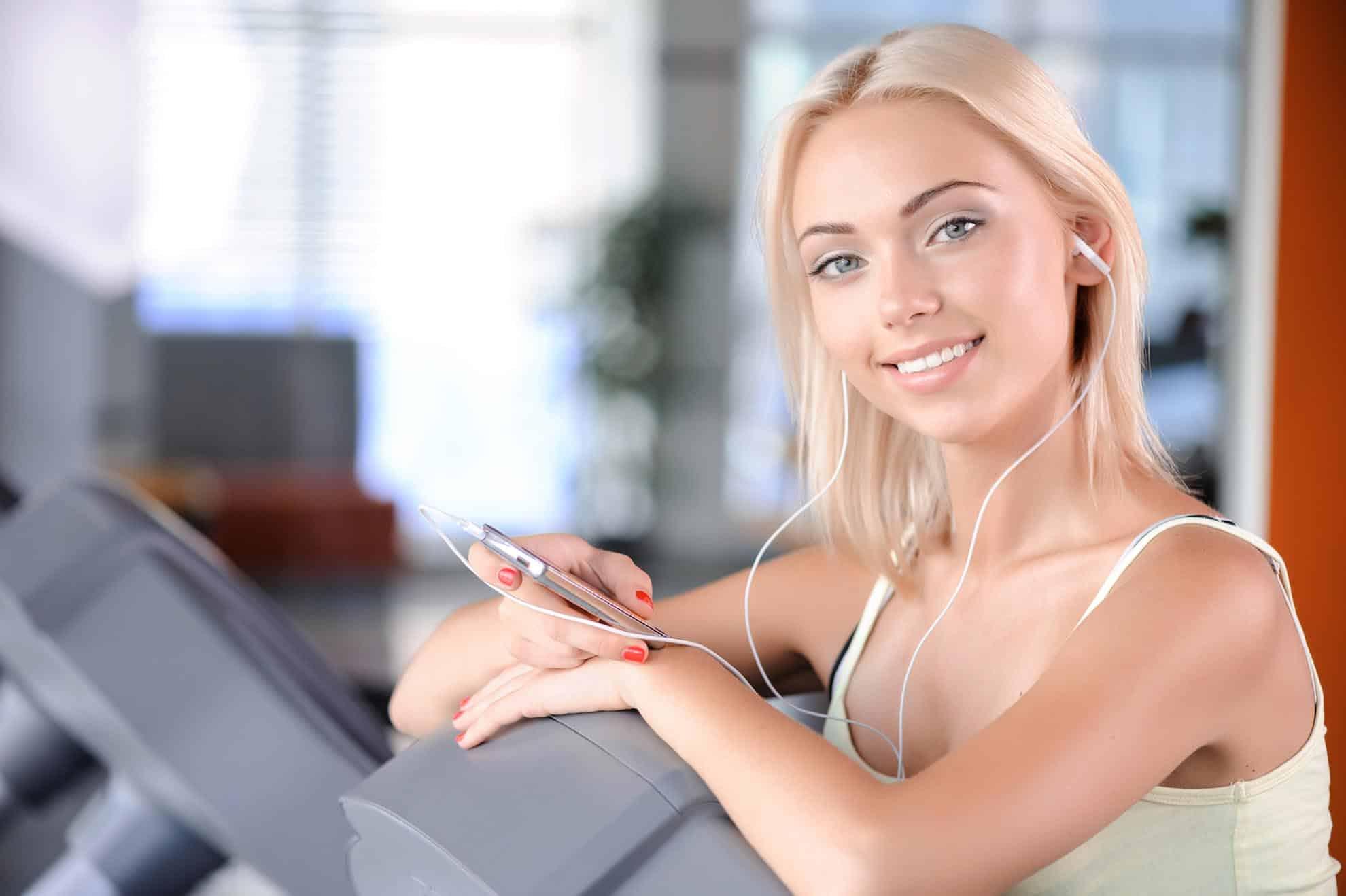Commencer d buter le sport marche sur tapis de course - Programme d entrainement sur tapis de course ...