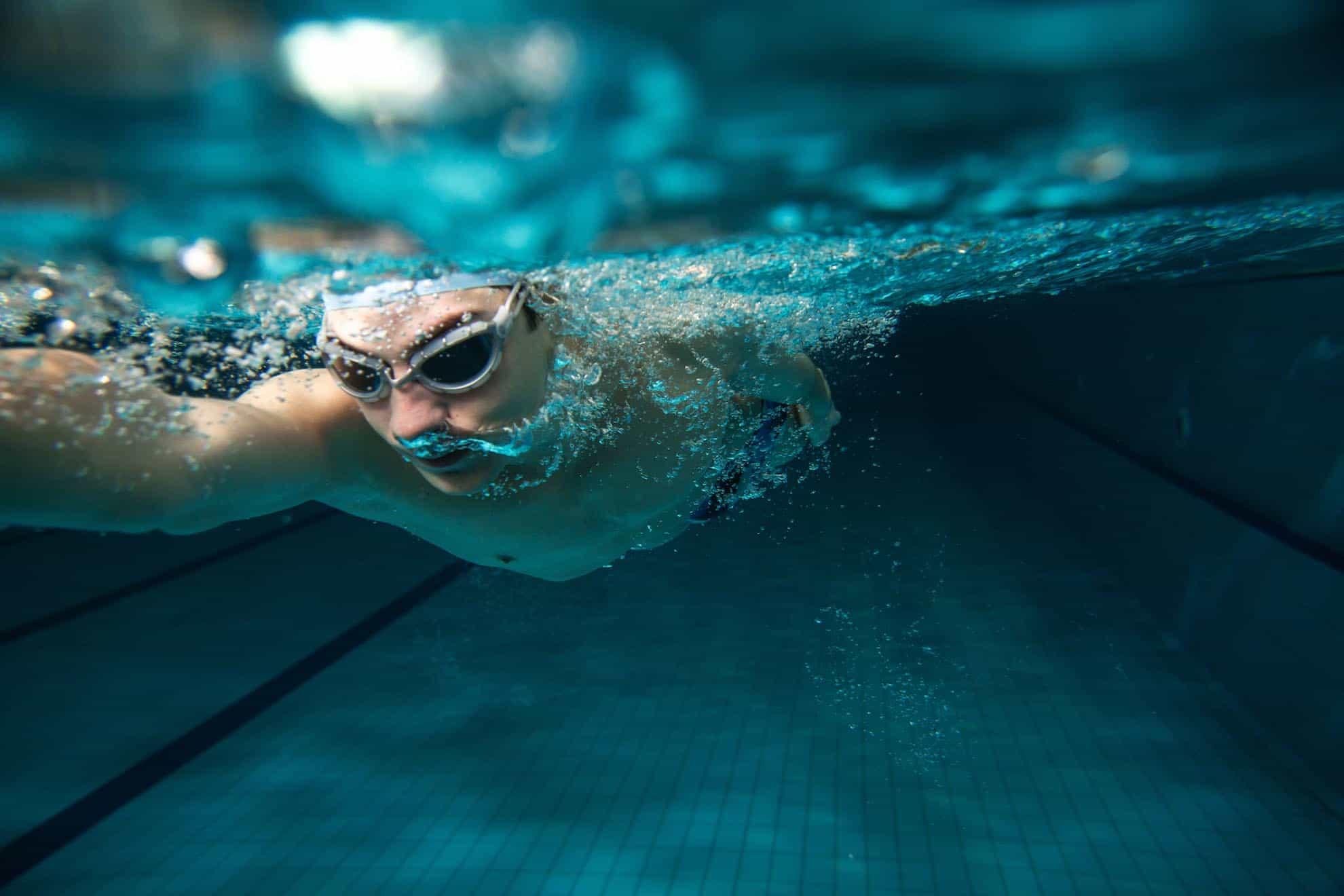 Perdre 5 kilos en course à pied et natation à rais 858