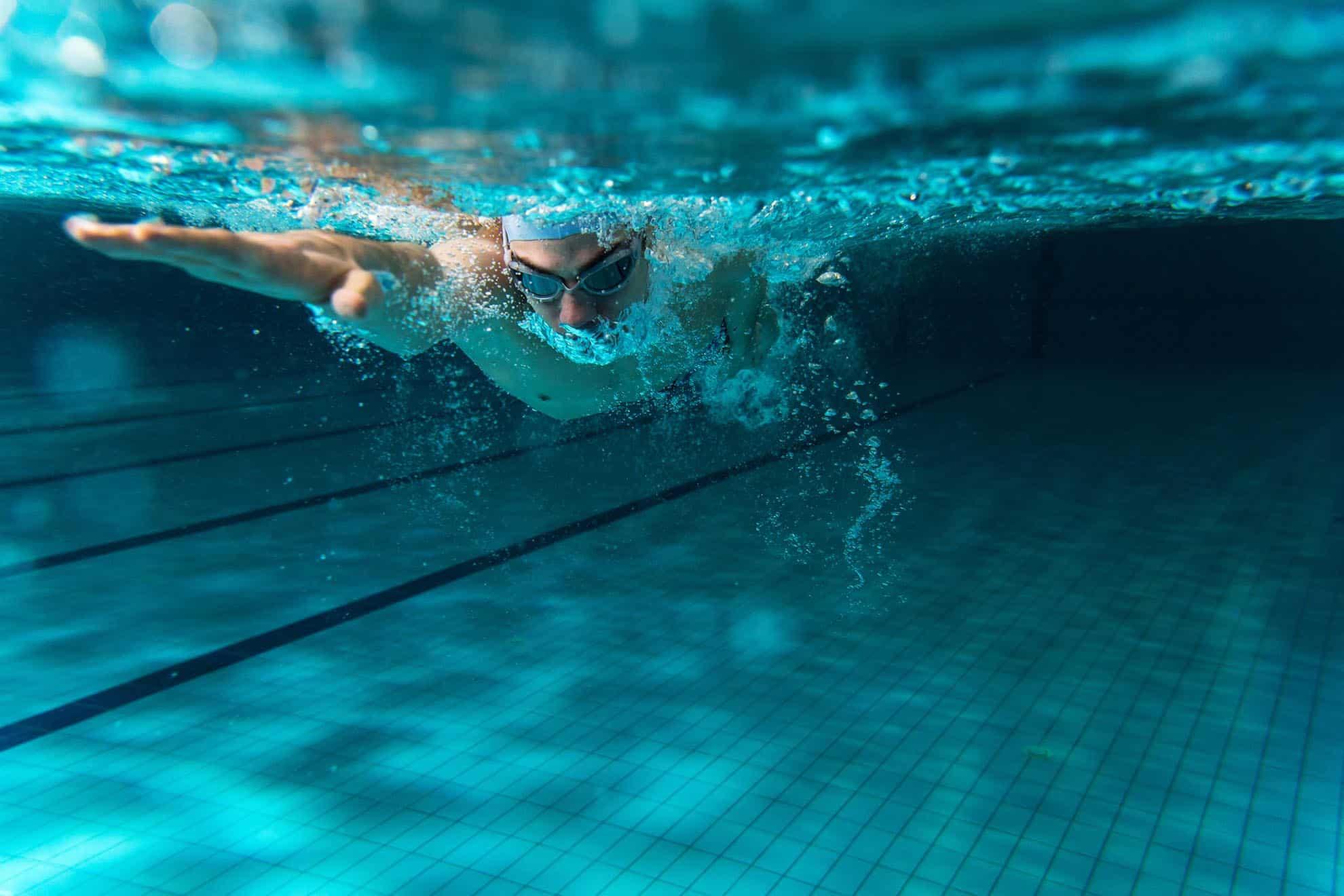 Perdre 5 kilos en course à pied et natation à rais 859