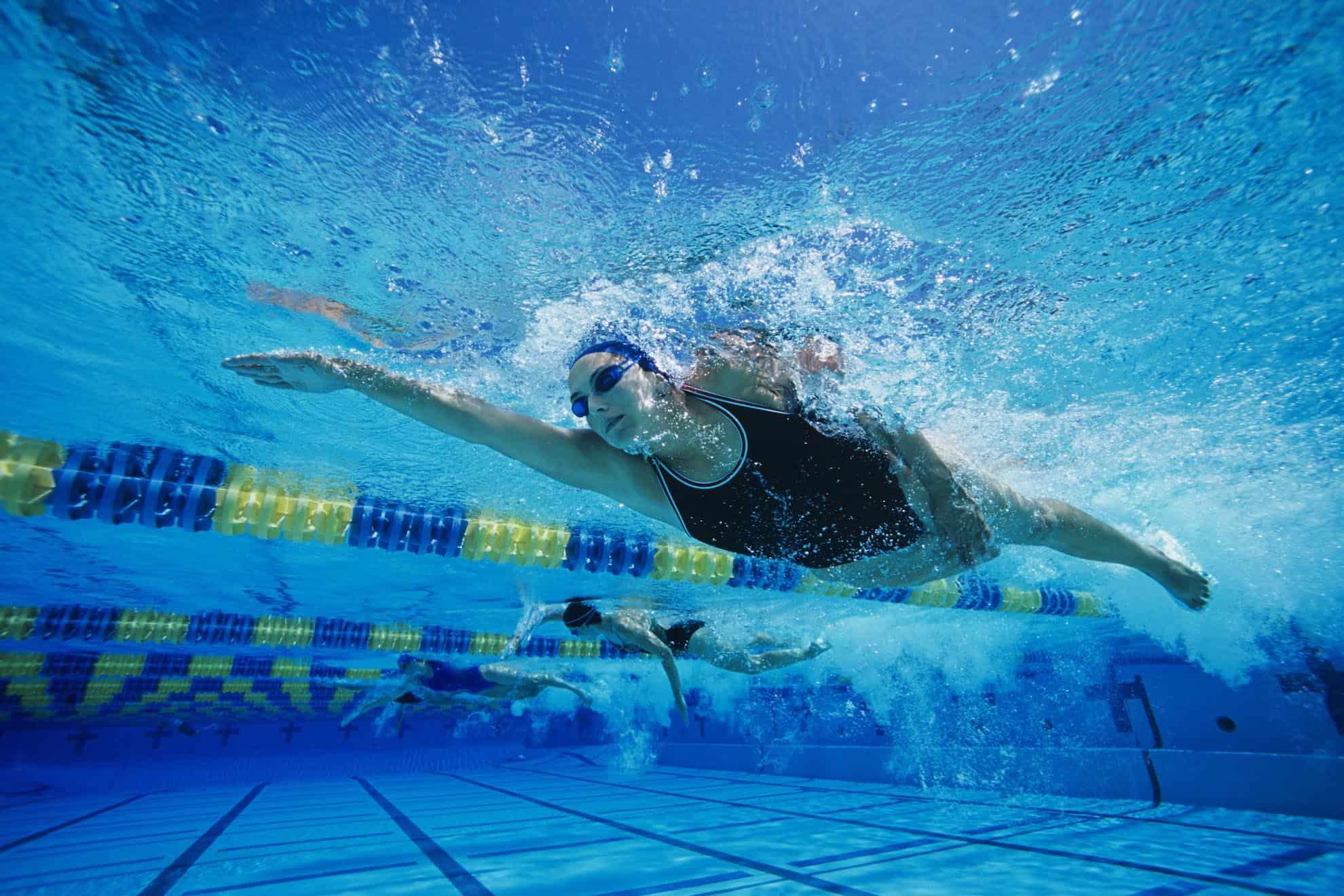 Perte de poids d environ 8 à 10 kg en natation et 825